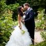 свадьба Ботанический сад