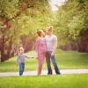 Семейная фотосессия в парке Коломенское
